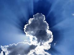 Your Biggest Fan (VGPhotoz) Tags: vgphotoz clouds arizonasky nature artphotography photography sun bluesky shadows flare light lightoff yourbiggestfan lookup northamerica shine funpics picsellz earthart justhappenedtoseeit usa