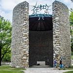 2018 - Germany - Dachau - Concentration Camp Catholic Chapel thumbnail