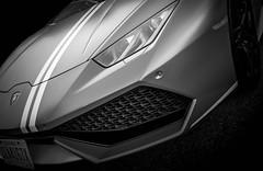 LAMBO (Dave GRR) Tags: lamborghini lambo ea carsncofee show auto toronto 2018 racecar sportscar supercar monochrome mono bw olympus tuning custom rims widebody bodykit carbon