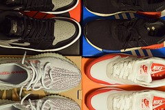 Puzzle (lorenzoplanta18) Tags: colors adidas yeezyboost yeezy 350 v2 blue tint nmd nmdog boost nikeair nike air airjordan1 airjordan1retro airmax airmax1 art puzzle photography nikon nikond5300 shoes sneakerhead sneakers