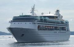 Grandeur of the Sea (jelpics) Tags: grandeuroftheseas royalcaribbean cruiseships cruise boat boston bostonharbor bostonma harbor massachusetts ocean port sea ship vessel