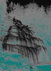 Bridal Veil Falls Abstract 1 (Gene Mordaunt) Tags: waterfall water abstract bridalveilfalls