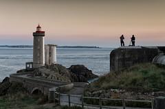 _IGP7550 (ludob2011) Tags: minou plouzané plasticwonder smc pentax k5ii sea lighthouse phare iroise pennarbed