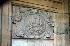 Fontarrabie, Blason de la ville (vincent_dandrieubergez) Tags: fontarrabie