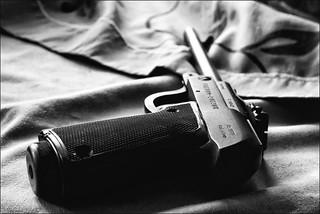 That damned old gun.....