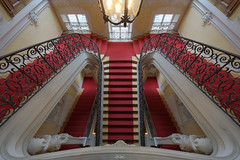 ... (Benny / 2B-OptiK) Tags: urbex urban ue exploration explore stairs stairway hdr sigma canon villa