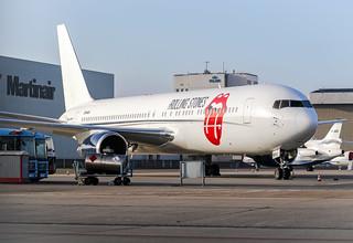 ZS-NEX Aeronexus Boeing 767-35D/ER