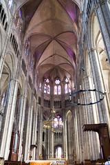Catedral de Bourges (cvielba) Tags: francia bourges catedral gotica patrimoniounesco