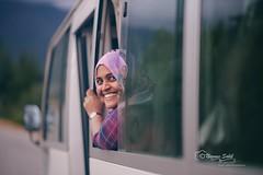 Pure Happiness (Fotografía de Sakib) Tags: love lost smile bhutan buddha point hills bus travel doctor heaven