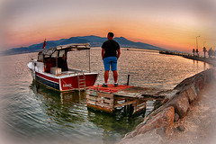 BOSTANLIMAN (by_COSKUNTUNA ... 3.999.000 THANK YOU) Tags: coskuntuna eralpege turkey travel türkiye reflection random rainbow bravo ege eos70d canon70d clouds colouds 3e sunset sea sky sun siluet summer x view visit beauty beautiful blue bostanli boat natura nature life love live landscapes landcapes