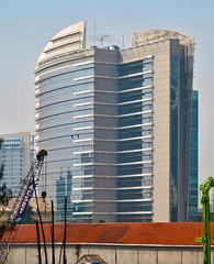 Gedung Mina Bahari IV (Ya, saya inBaliTimur (leaving)) Tags: jakarta building gedung architecture arsitektur office kantor