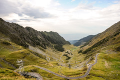 Transfăgărășan (Marwanhaddad) Tags: travel romania landscape nature road highway mountain