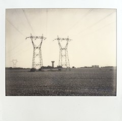 High voltage. (miroir.photographie) Tags: instantphoto spectra polaroid france argentique filmisnotdead istillshootfilm analog