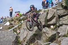 The Leap (Andrew-Jackson) Tags: trialbike bike motorbike yorkshire moorside moor rocks leap jump