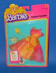 Barbie Fashion Favorites - Sheer Romance (1978) (Nexira) Tags: barbie fashion favorites 1978