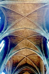 St Alban's Church, Highgate (carolyngifford) Tags: stalbanshighgate church birmingham victorian vaulting brick