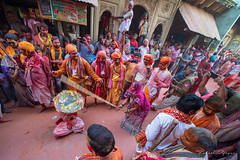 20180227_ZA_Lathmar at Barsana_2 (2) (Zabeeh_India) Tags: holi india lathmaar lathmar mathura uttarpradesh vrindavan zabeehafaque barsana nandgaon brajkiholi festivalsofindia holi2018 mathuraholi vrindavanholi indianfestival colorsofindia festivalofcolors