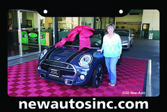 2016 Mini Cooper S (Bernie Knaus-President) Tags: 2016minicooper 2016minicoopers 2016 mini minicooper minicoopers bmw smallsportscar sportscar blackstripes bluemini blueminicooper newautosinc newautos usedauto newauto previouslyowned preowned new used wheels