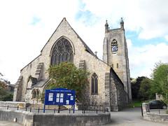 St Mary's Church, Denbigh (Pjposullivan1) Tags: stmaryschurch churchinwales anglicanchurch parishchurch denbigh gothicrevivalarchitecture