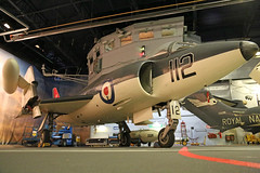 XD317 Supermarine Scimitar F1 Royal Navy Yeovilton Fleet Air Arm Museum 29th April 2018 (michael_hibbins) Tags: xd317 supermarine scimitar f1 royal navy yeovilton fleet air arm museum 29th april 2018