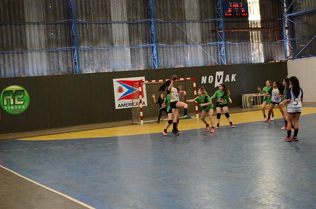 Handebol Fem II 1º  Jacareé x São Paulo - Val Morais  (12)