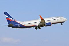 VP-BSB Boeing 737-800 Aeroflot Russian Airlines Named A. Koni  А. Кони AGP 16-09-18 (PlanecrazyUK) Tags: lemg malaga–costadelsolairport malaga costadelsol vpbsb boeing737800 aeroflotrussianairlines namedakoniакони agp 160918