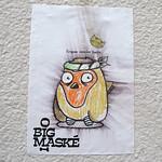 Pasted paper by Big Maské [Lyon, France] thumbnail