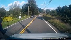Oops! (blazer8696) Tags: 20180919153750 2018 t2018 ecw ct newmilford usa unitedstates digger excavator trackhoe hoe track tip over upset accident video