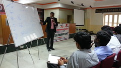 20160928_161237 (D Hari Babu Digital Marketing Trainer) Tags: iimc hyderabad digital marketing seminar