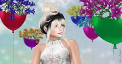The heart is much like a miraculous balloon (roxi firanelli) Tags: laq boudoir justbecause swallow lamb appliers