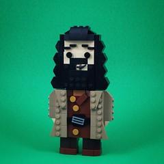 Chibi Hagrid