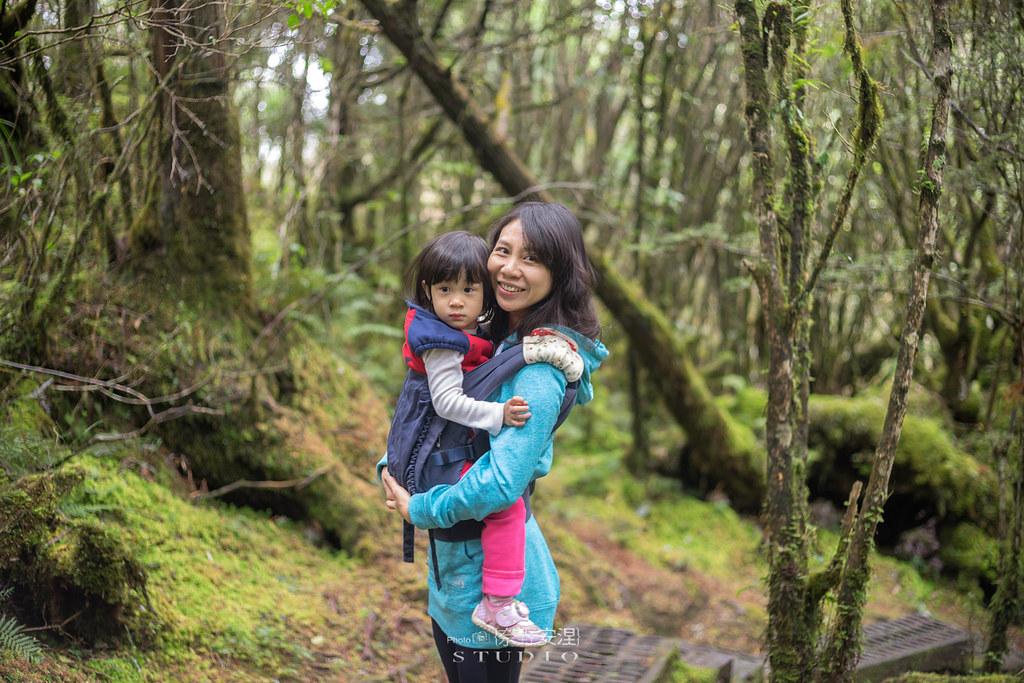 太平山翠峰湖環山步道 |走在泥濘的道路上,只為途中美景 | 宜蘭大同鄉28