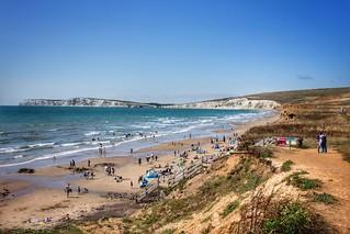 Wight isle beach