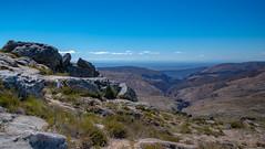 The Klein Karoo beyond (Coisroux) Tags: d5500 littlekaroo swartbergmountains nikond5500 geology