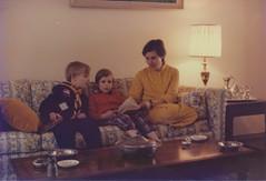 March 1978 - Zweibruken (nick_cw1861) Tags: zweibruken germany philsmith brother mom mother family nicksmith
