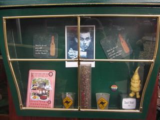No Kangaroos in Austria, a window of Austrian objects,  Das Kaffeehaus, The Mill ,Castlemaine