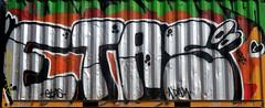 graffiti in Amsterdam (wojofoto) Tags: amsterdam nederland netherland holland graffiti streetart ndsm wojofoto wolfgangjosten etas