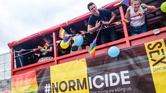 Copenhagen Pride 2018 (kbj102) Tags: copenhagen pride 2018 københavn gay lesbian trans queer demonstration rainbow lgbt lgbtq gender norm normcidesex og samfund mangfoldighed multitude equality normicide