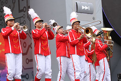 IMGL3730 (taticoma) Tags: brassband brass music musician child china red school teenage trombone trombonist trumpet