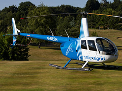National Grid Helicentre Aviation | Robinson R44 Clipper II | G-NESH (Bradley's Aviation Photography) Tags: norwich norfolk canon70d r44 helicopters heli helicopter robinsonr44clipperii nationalgrid gnesh helicentreaviation golf golfcourse wensumvalleygolfcourse wensumvalley