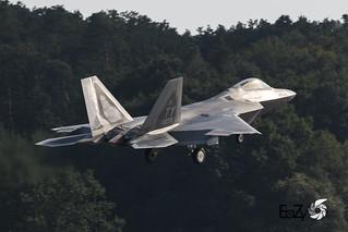 04-4079 United States Air Force Lockheed Martin F-22A Raptor