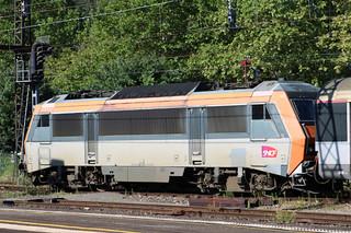 BB 26159 en gare de Cahors