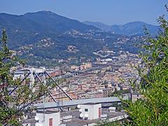 18082221239belvedere (coundown) Tags: genova crollo ponte morandi pontemorandi catastrofe bridge stralli impalcato piloni vvf autostrada