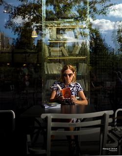 Street - The reader