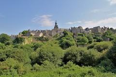 Moncontour (hervétherry) Tags: france bretagne brittany breizh cotesdarmor moncontour canon eos 7d efs 1022 plus beau village clocher église