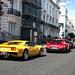 Ferrari 288 GTO & Porsche 991 GT2 RS Weissach Package
