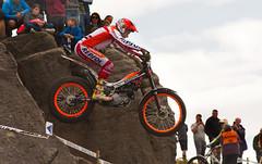 Number 1 (Andrew-Jackson) Tags: motorbike bike trailbike trail spanish spain honda repsol silsden addingham moorside