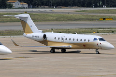 AMC Aviation Gulfstream G280 SP-MBW GRO 02/08/2018 (jordi757) Tags: avions airplanes nikon d300 gro lege girona costabrava gulfstream g280 amcaviation spmbw