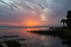 Sunset over Lake Washington (Michael Seeley) Tags: 2018 canon florida laborday lakewashington lovefl melbourne mikeseeley sunset