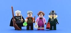 LEGO 5005254 Harry Potter Bricktober Set✨ (Alex THELEGOFAN) Tags: lego legography minifigure minifigures minifig minifigurine minifigs minifigurines bricktober harry potter collection set limited edition 5005254 madam hooch horace slughorn dolores umbridge boggart snape